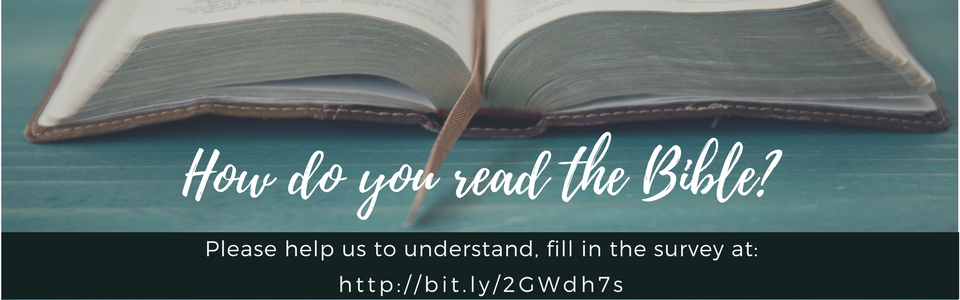 Bible Reading Survey